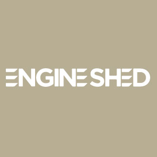 Engine Shed, Bristol logo