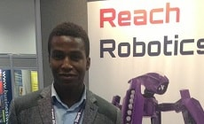 Interview: Building for the future – Silas Adekunle, founder of Reach Robotics