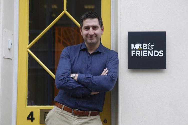 Interview with Mr B & Friends founder Simon Barbato
