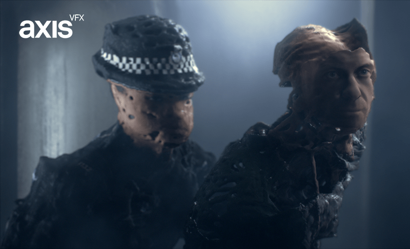 How Doctor Who's latest enemies were created by Bristol-based visual effects studio axisVFX