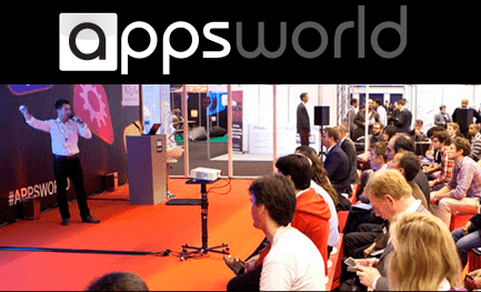 Apps World Developer Conference offers free demo booths to cool new app startups