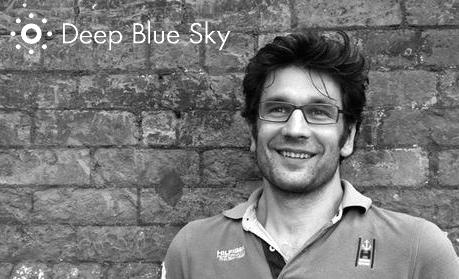 Profile: Bath-based web design company Deep Blue Sky