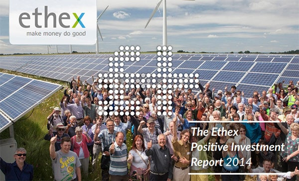 Bath and Bristol take podium positions in Ethex 'Positive Investing' report