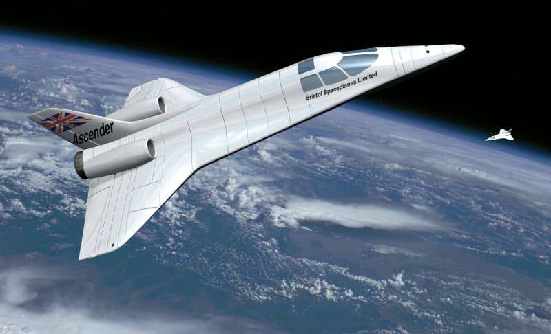 Bristol SpacePlanes want to make space travel affordable – and you can help!