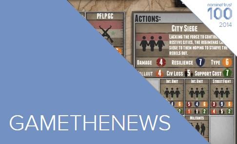 Bristol-based games studio Auroch Digital's GameTheNews.net listed in Nominet 100