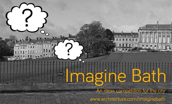 Imagine Bath – your great public exhibition idea could win you £3,000