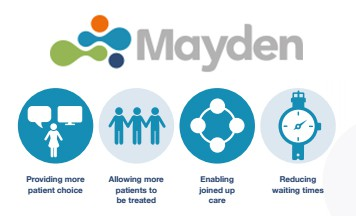 Bath-based software house Mayden awarded SBRI Healthcare funding