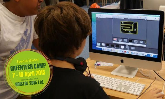 Spotlight On Greentech Camp To Teach 9 To 14 Year Olds Coding Game Creation And Hardware Design In Bristol Techspark Co