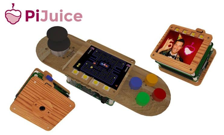 Updated: PiJuice, a portable power source for the Raspberry Pi, 1,200% funded on Kickstarter