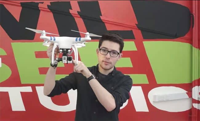 Wildseed Studios show you how to capture amazing video footage using drones