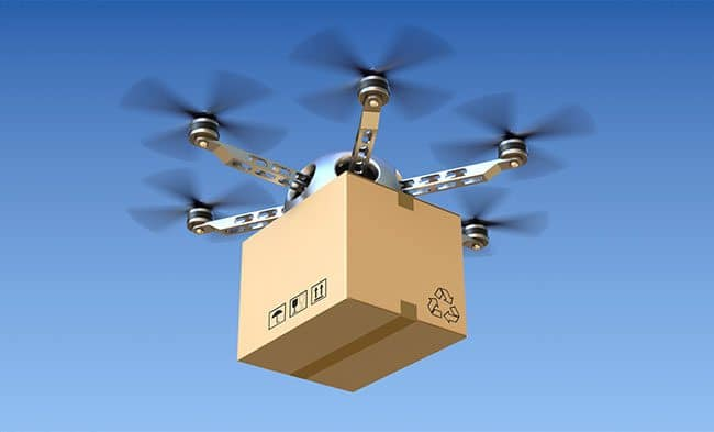 Blog: The best way of getting products to consumers in 2015 – are drones the answer?
