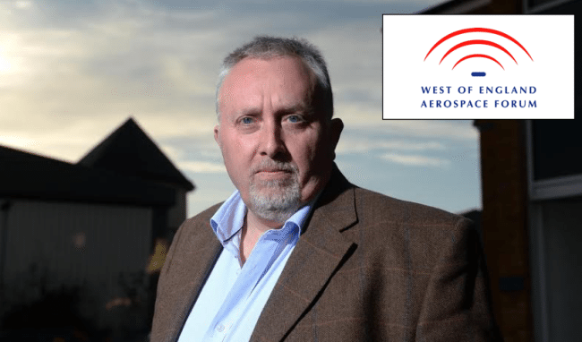 Interview: Simon Young, CEO of the West Of England Aerospace Forum
