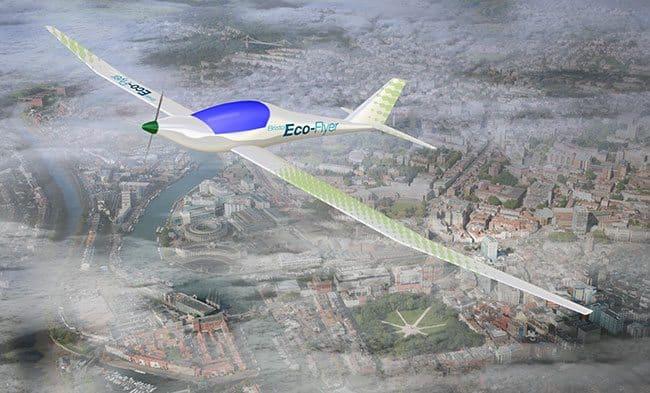 Bristol Eco-Flyer unveiled at Venturefest