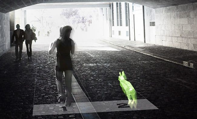 Meet the Urbanimals: Winner of the  Playable City Award 2015 announced