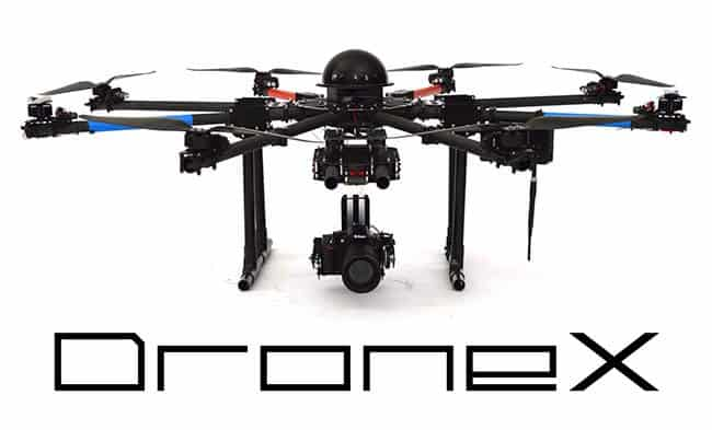 Startup profile: DroneX – developing custom-made Unmanned Aerial Vehicles