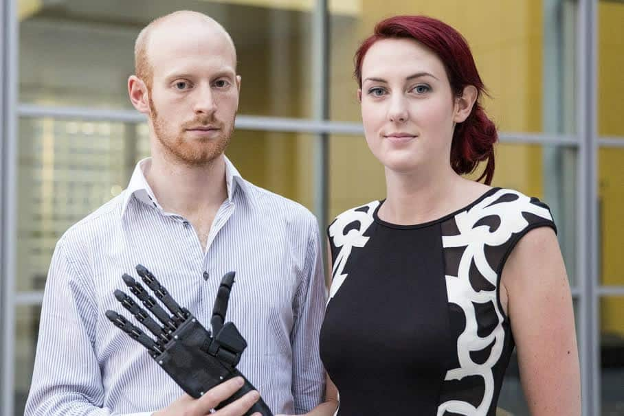 Open Bionics launch first UK Clinic for amputees
