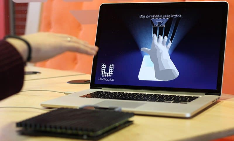 Ultrahaptics to provide mid-air haptic touch system for Jaguar Land rovers