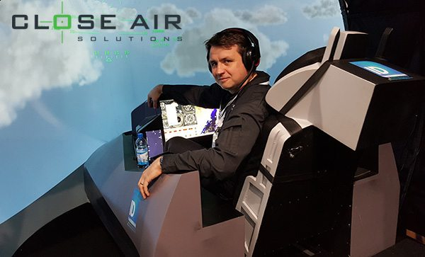 Profile: Close Air Solutions – providers of immersive military and aviation training simulation solutions
