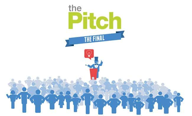 Win a free ticket to The Pitch 2015 Final!