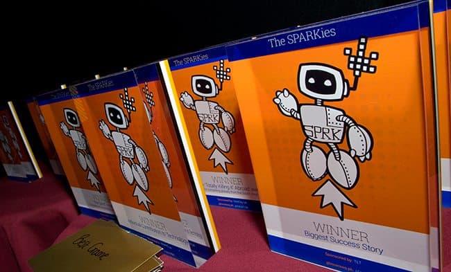 SPARKies 2016 tech and innovation award categories announced
