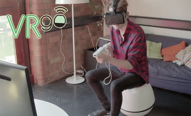 Spotlight on: Last chance to invest in new virtual reality chair from VRGO