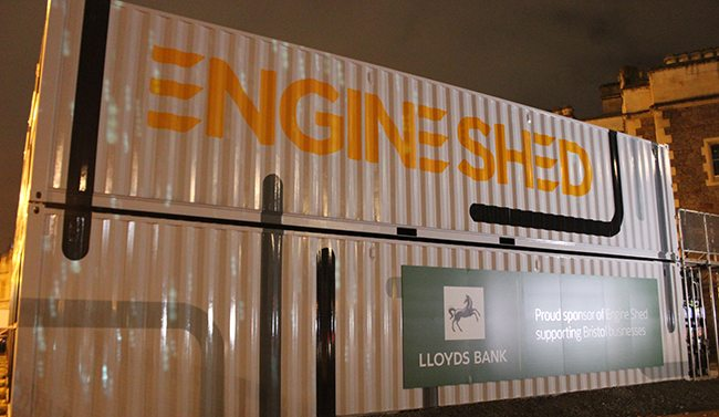 Bristol's tech incubator the Engine Shed increases office space by 30% with Boxworks launch