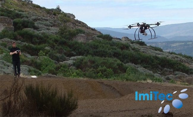 UPDATED: Bristol-based drone company ImiTec nominated for $1million tech for good prize