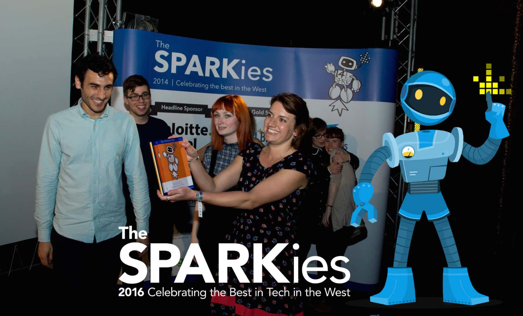 The SPARKies tech awards 2016 shortlist announced!