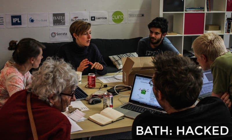 Bath:Hacked's latest open data hack day takes on the environment