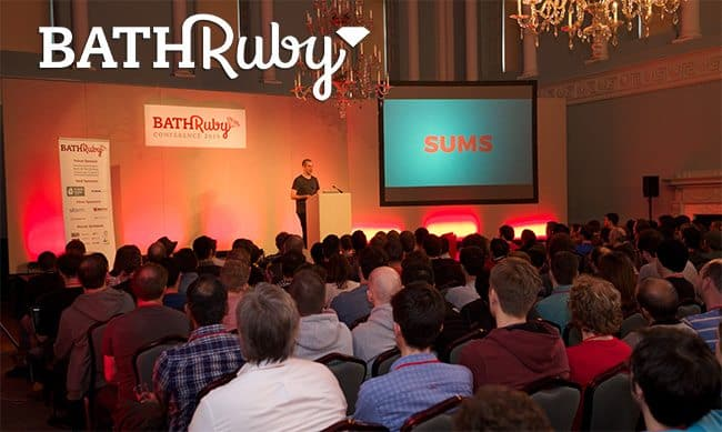 The UK's largest Ruby developer conference returns to Bath in March