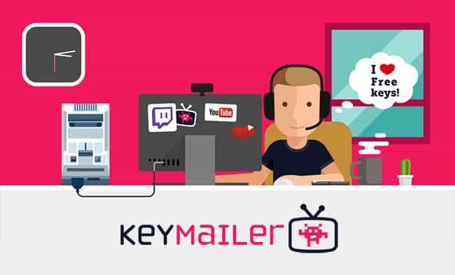 Spotlight on: Keymailer – revolutionising the way gaming companies interact with Twitch streamers and YouTube users