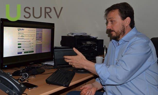 Profile: Bath-based entrepreneur Martin Bysh on how he came to create his cutting-edge survey tool Usurv