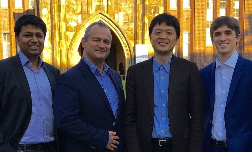 Ultrahaptics secure exciting collaborative partnership with University of Tokyo