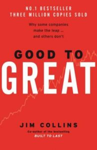 From Good to Great by Jim Collins