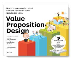 Value Proposition Design by Strategyzer