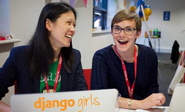Django Girls is coming to Cardiff to help women get into coding