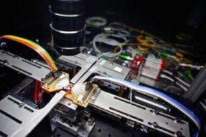 Silicon Chip Array