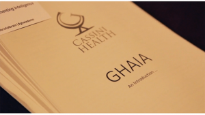 Cassini Health's GHAIA_document