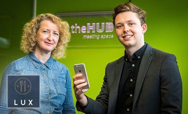 Startup profile: LUX Rewards app for fine dining