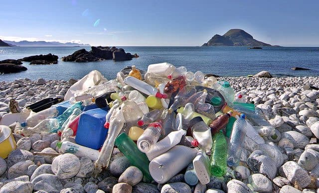 Fuel made from recycled plastic could power ship engines