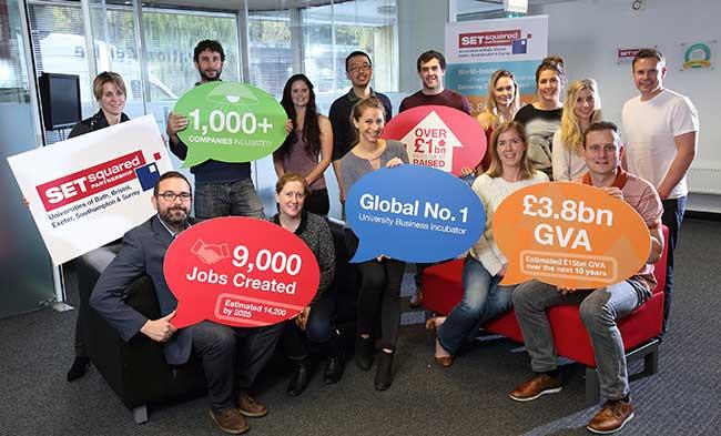 Profile: University of Bath Innovation Centre – the entrepreneurship hub in the tub