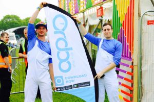 ordoo at love saves the day
