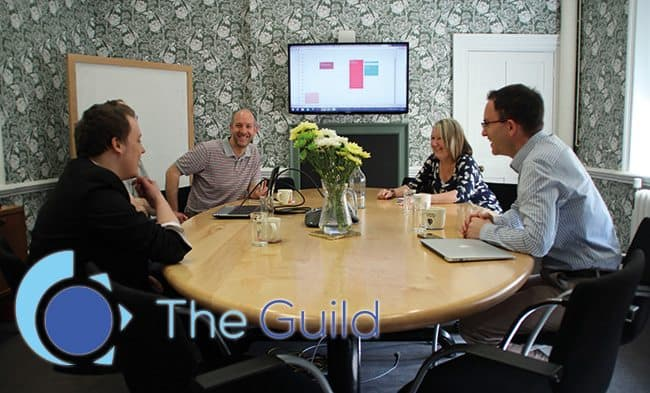 Spotlight on: The Guild digital and creative coworking hub turns 3!