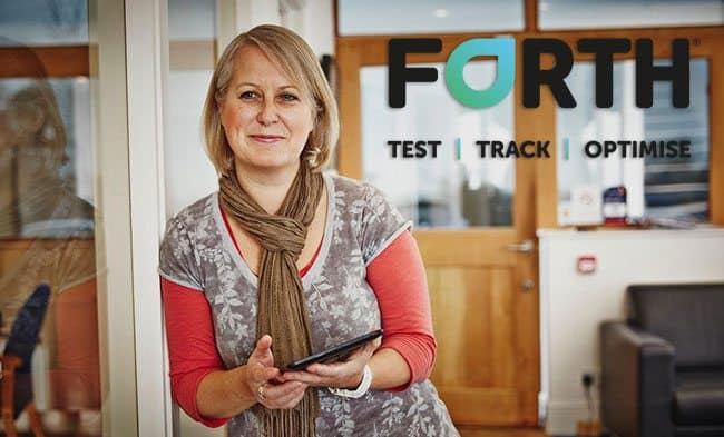 Interview: Sarah Bolt, Founder of Forth, the tracker that understands our health on the inside