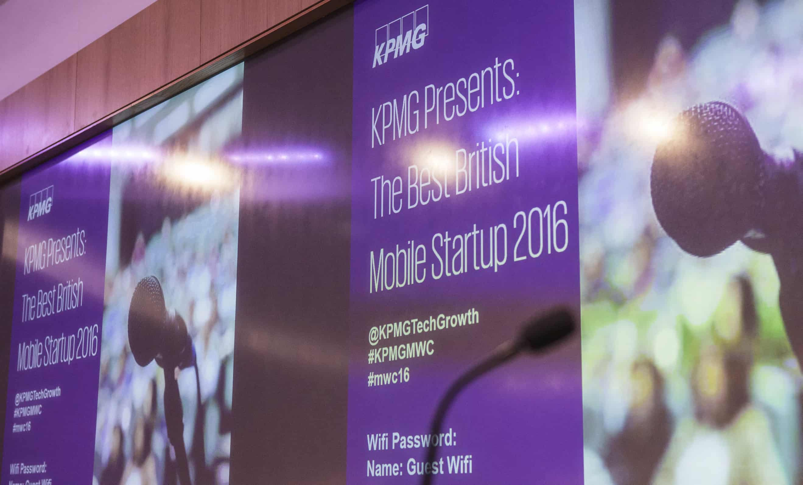 Are you a British mobile startup? Get involved in KPMG's competition