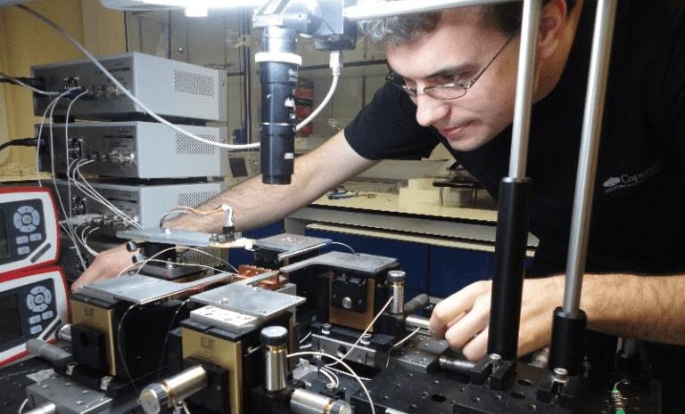 Bristol demonstrates potential of quantum technologies