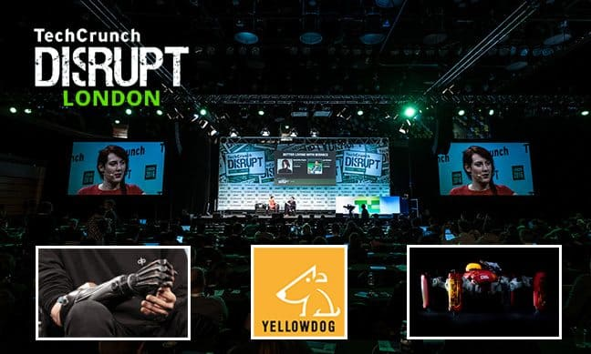 Spotlight on: South West tech shines at TechCrunch Disrupt 2016