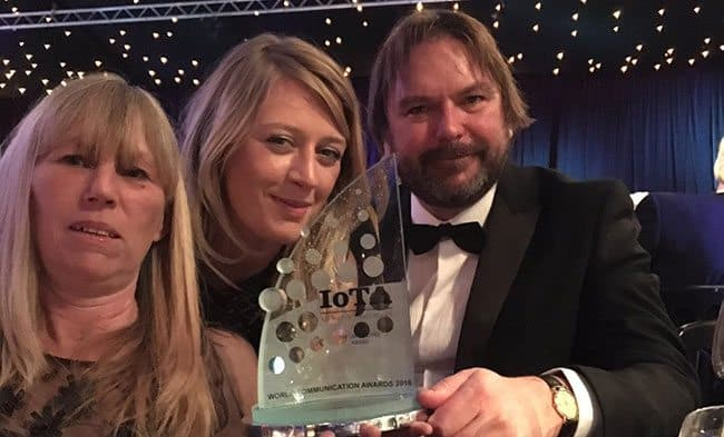 Bristol Is Open wins smart cities award