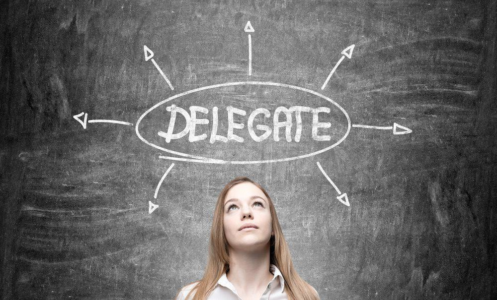"""Guest blog: """"I knew I should have done it myself!"""" – how to learn to let go and delegate"""