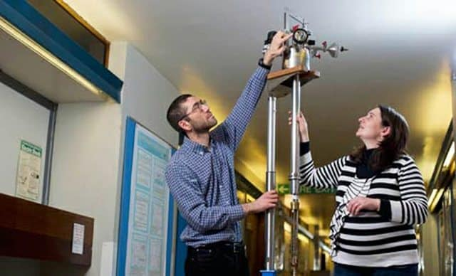 Exeter researchers develop cheap way to make graphene devices